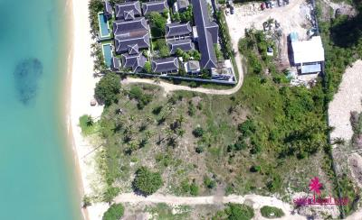 koh-samui-beachfront-land-for-sale-maenam-from-above