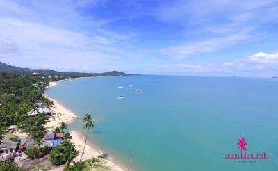 koh-samui-beachfront-land-for-sale-maenam-view-along-north-coast