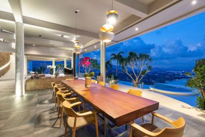 Ko-Samui-Luxury-living-At-Its-Best-Dining