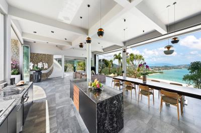 Ko-Samui-Luxury-living-At-Its-Best-Kitchen