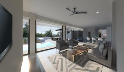 Ko-Samui-Pool-Villas-Living