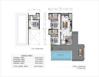 Coco-Moon-Villas-Ko-Samui-Type-B-Floor-Plan