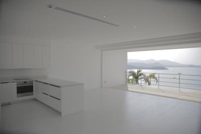 Luxury-Sea-View-Apartment-Ko-Samui-Kitchen