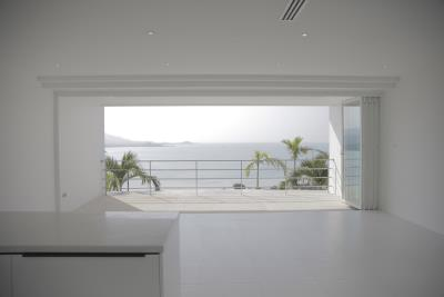 Luxury-Sea-View-Apartment-Ko-Samui-Terrace