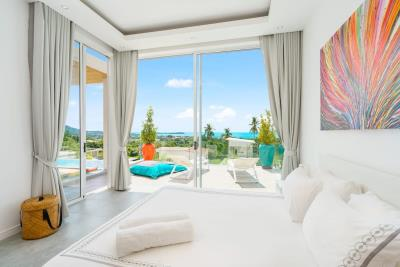 Chaweng-Sea-View-Villa-Bedroom-2