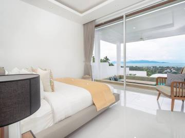 Bophut-Sea-View-Villa-Bedroom-3