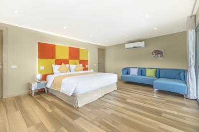Villa-Colibri-Ko-Samui-Bedroom