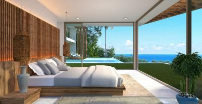 Sensational-Sea-View-Villa-Chaweng-Noi-Master-Bedroom