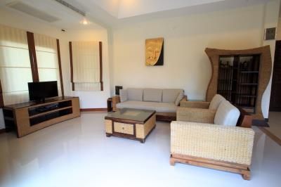 Bophut-Three-Bedroom-Duplex-Villa-Lounge