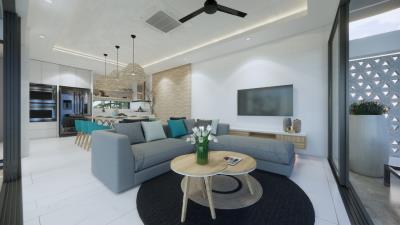 XV-Villas-Ko-Samui-Lounge-Area
