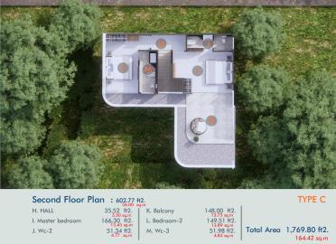 XV-Villas-Koh-Samui-Type-C-1t-Floor-Plan