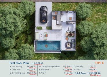 XV-Villas-Koh-Samui-Type-C-Ground-Floor-Plan
