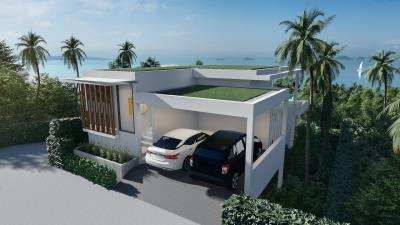 Paragon-Villas-Samui-Parking