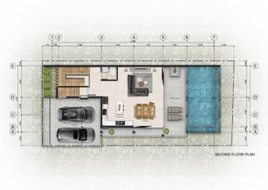 Paragon-Villas-Samui-1st-Floor-Plan