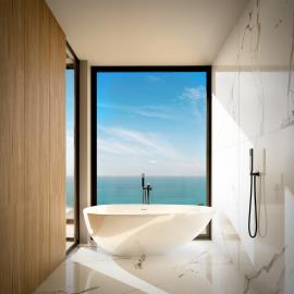 Bayview-Estate-Ko-Samui-Bathtub