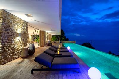 Villa-Baan-Sang-Ko-Samui-Pool-Night