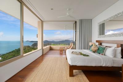 Villa-Baan-Sang-Ko-Samui-Bedroom
