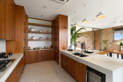 Villa-Baan-Sang-Ko-Samui-Kitchen