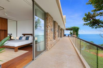 Villa-Baan-Sang-Ko-Samui-Bedroom-Walkway