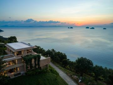Villa-Baan-Sang-Ko-Samui-Sunset