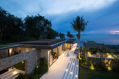 Sea-Renity-Samui-Villa-Night