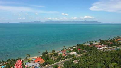 Santi-Pura-Koh-Samui-Phangan-View