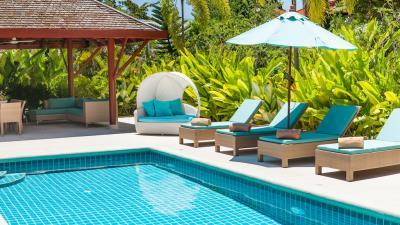 Villa-Khwan-Rak-Sun-Loungers