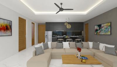 Emerald-Bay-View-Lounge-kitchen