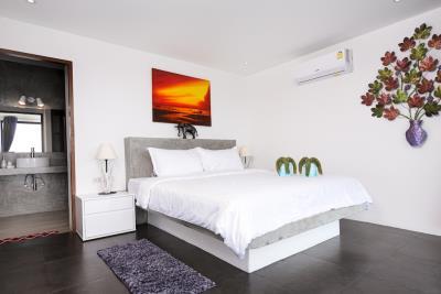 Sea-View-Apartment-Lamai-Bedroom
