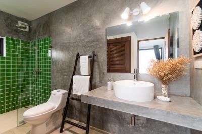 Sea-View-Apartment-Lamai-Bathroom-2