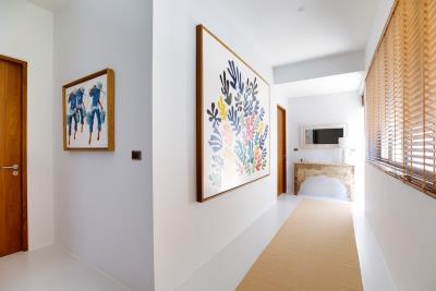 Luxury-Villa-Samui-Corridor