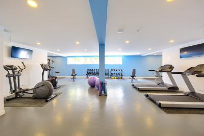 Samui-Freehold-Property-Gymnasium