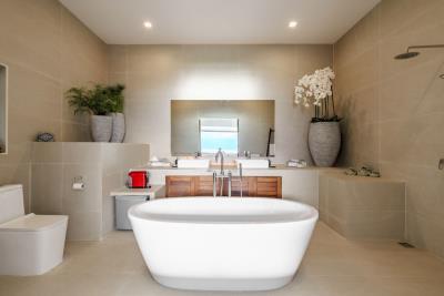 Samui-Sea-View-Property-Bathtub