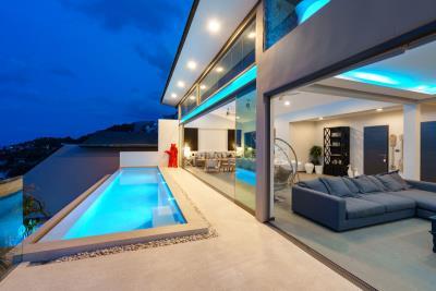 Samui-Sea-View-Property-Pool