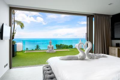 Samui-Sea-View-Property-Bedroom-View