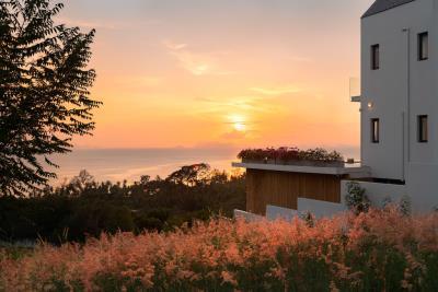 Samui-Sea-View-Property-Evening-View