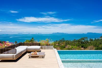 Samui-Sea-View-Property-Pool-View
