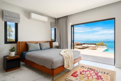 Samui-Sea-View-Property-Bedroom-1