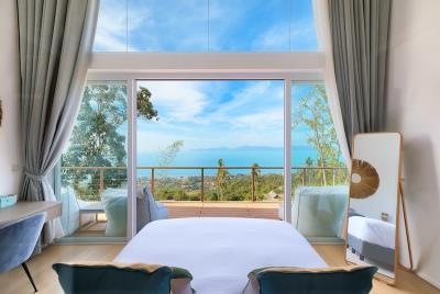 Pacific-Palisade-Ko-Samui-Bedroom-View