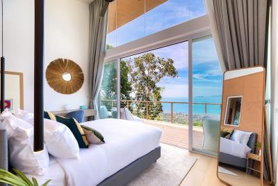 Pacific-Palisade-Ko-Samui-Bedroom