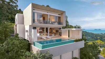 Santi-Vista-Villas-Type-D-Exterior