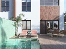 Image No.7-Maison de ville de 3 chambres à vendre à Pilar de la Horadada