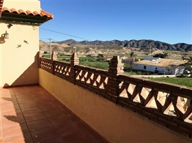 Image No.6-Villa de 6 chambres à vendre à Cuevas del Almanzora