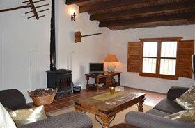 Image No.10-Maison de village de 3 chambres à vendre à Lubrín