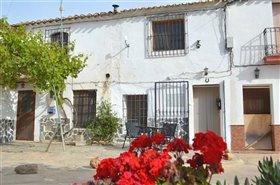 Image No.1-Maison de village de 3 chambres à vendre à Lubrín