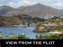 English Harbour Town, Plot