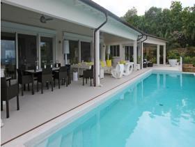Image No.1-Villa / Détaché de 5 chambres à vendre à Galley Bay Heights
