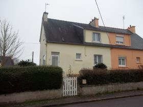 Châteauneuf-du-Faou, Townhouse