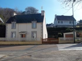 Huelgoat, Village House