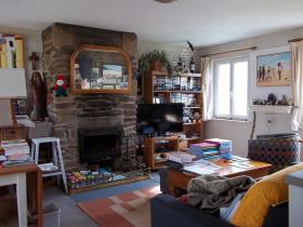 Image No.5-Propriété de pays de 3 chambres à vendre à Scrignac